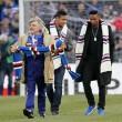 Sampdoria, Massimo Ferrero con Samuel Eto'o e Luis Muriel FOTO0