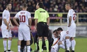 Roma, Kevin Strootman choc: stagione a rischio