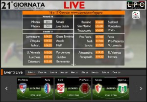 Forlì-Pro Piacenza: diretta streaming su Sportube.tv, ecco come vederla