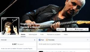 """Pino Daniele, pagina Facebook: """"Vogliamo i funerali a Napoli"""""""
