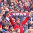 Genoa, protesta tifosi contro arbitri: anche Enrico Preziosi ha partecipato