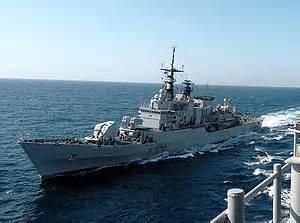La fregata Grecale