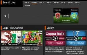 Grosseto-Carrarese: diretta streaming su Sportube.tv, ecco come vederla