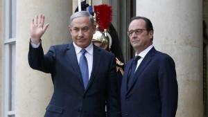 Marcia Parigi: Hollande chiese a Netanyahu non venire, Haaretz