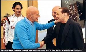Calciomercato Milan, Arrigo Sacchi nello staff? Suso è fatta, Siqueira quasi