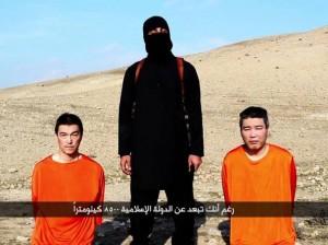 """Isis, 2 ultimatum: """"Uccideremo Kenji Goto Jogo e pilota giordano entro 24 ore"""""""