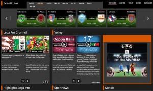 L'Aquila-Pontedera: diretta streaming su Sportube.tv, ecco come vederla