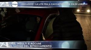 Il litigio tra Antonella Panarello e Orazio Fidone