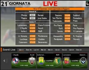 Lumezzane-Giana Erminio: diretta streaming su Sportube.tv, ecco come vederla
