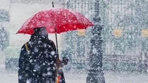 Meteo, arriva la neve. Da domenica maltempo anche al Sud