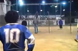YouTube - Maradona e il video inedito