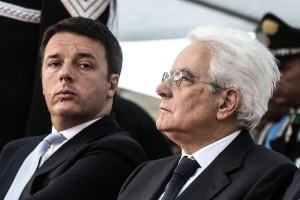 """Renzi, appello ai partiti per Mattarella: """"Sia il presidente di tutti"""""""