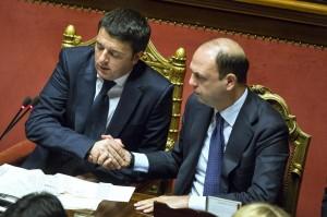 Presidente della Repubblica, Renzi mette all'angolo Alfano: se dici no non sei più ministro