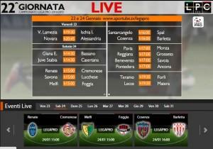 Melfi-Foggia: diretta streaming su Sportube.tv, ecco come vederla