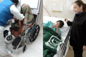 Le due sorelle dopo il ricovero in ospedale