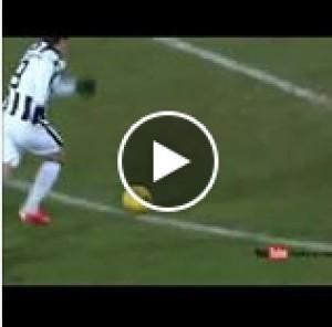 VIDEO YouTube: Morata gol in Parma-Juventus. Llorente in fuorigioco?