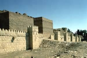 Le mura di Ninive