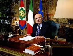 Guarda la versione ingrandita di Giorgio Napolitano.