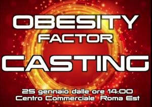 """Obesity Factor, cast per il web reality italiano dedicato agli """"extra large"""""""