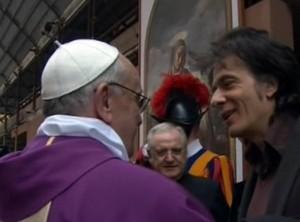 Emanuela Orlandi. Papa Francesco: Pietro Orlandi, Ali Agca e Peronaci li snobba