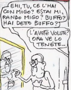 Guarda la versione ingrandita di Papa Francesco ha un ghost-writer. Stefano Disegni getta la maschera: