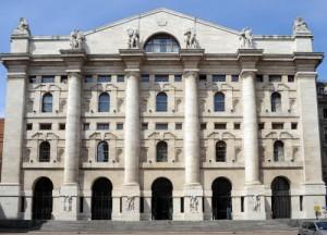 Borse stimolate dopo Draghi. Milano +3,6%. Euro sotto 1,18 dollari