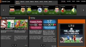Pistoiese-Reggiana: diretta streaming su Sportube.tv, ecco come vederla