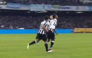 Napoli-Juventus 1-3, commento gol Zuliani e Auriemma VIDEO