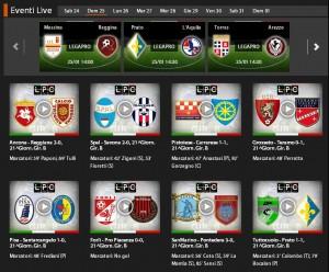Prato-L'Aquila: diretta streaming su Sportube.tv, ecco come vederla