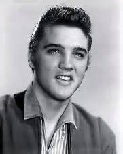 Elvis Presley all'inizo della carriera