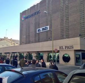 Charlie Hebdo, paura in Spagna: evacuata sede di Prisa, casa editrice del Pais