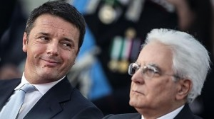 Renzi, blinda voti con appello: Mattarella presidente. Tra macerie centrodestra