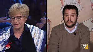 "DiMartedì, Matteo Salvini: ""Basta Schengen"". Pinotti: ""Segui i pericolosi"" VIDEO"