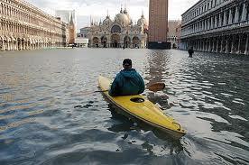 Venezia mose non salver piazza san marco e centro for Acque pure italia opinioni