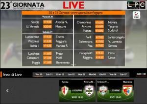 Savoia-Aversa: diretta streaming su Sportube.tv, ecco come vederla