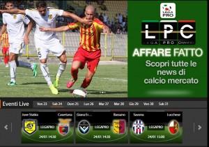 Savona-Lucchese: diretta streaming su Sportube.tv, ecco come vederla