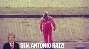 Le Iene presentano Scherzi a Parte: vittime Amadeus, Antonio Razzi, Paolo Brosio