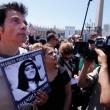 Pietro Orlandi a una marcia per Emanuela, nel maggio 2012 (foto Lapresse)