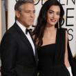 Amal Alamuddin e George Clooney già in crisi? Lui smentisce, lei tace...FOTO 10
