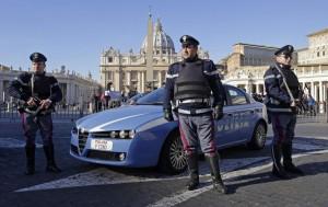 Charlie Hebdo, sicurezza rafforzata a Roma: da Colosseo a Vaticano e Sinagoga