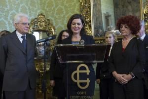 Matterella: come partiti e correnti hanno firmato le schede per contare i voti