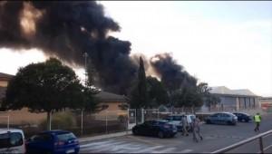 Spagna: F-16 greco si schianta in base Nato, 10 morti VIDEO