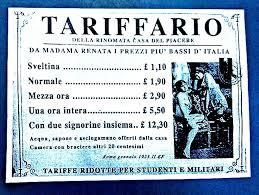 """""""Le colombiane si vendono a 30 euro, io 70"""": tariffario di una prostituta"""