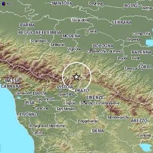 Terremoto Toscana-Emilia, sciame sismico rispetta copione dei sismologi