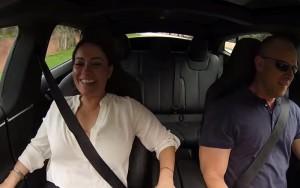 Tesla, da 0 a 100 Km/h in 3 secondi VIDEO YouTube: reazioni più strane a bordo
