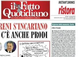 """Marco Travaglio sul Fatto Quotidiano: """"Il giorno della memoria"""" (corta)"""