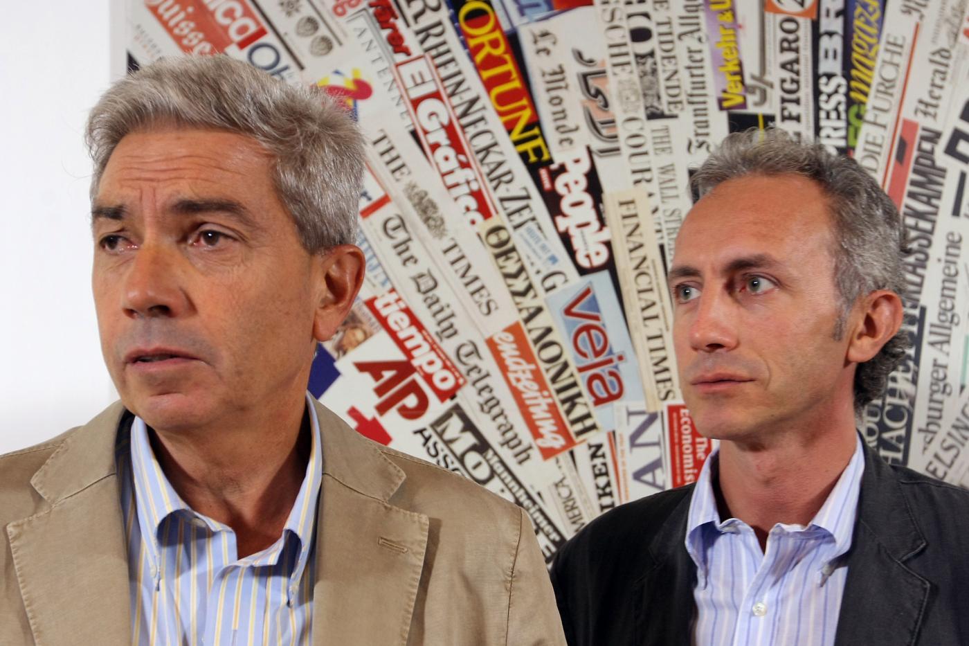 Il Fatto Quotidiano, Marco Travaglio direttore unico, Antonio Padellaro lascia