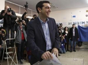 Elezioni Grecia, exit poll: Tsipras stravince