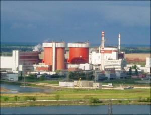 Ucraina, incendio a centrale nucleare di Yuzhnoukrainsk