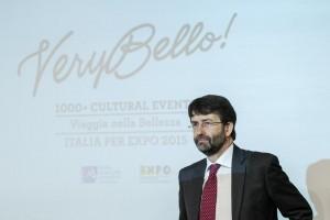 """""""VeryBello!"""", il portale Expo di Franceschini, flop in rete. E' very-lento"""